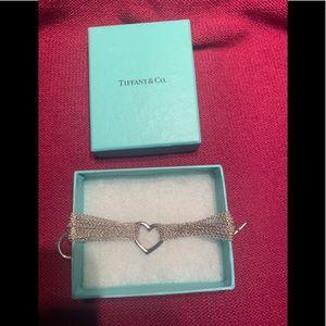 Tiffany&co multi strand bracelet